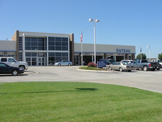 Duteau Chevrolet Car Dealership Gregg Electric